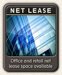 Net lease space available